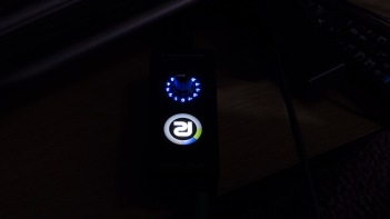 LED Brightness Controller Unit _ the light is constant
