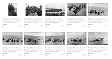 Chief Photographers Mate William Sergeant s pictures are often mistaken for Capa's pictures. This screen shot is a result of searching on Google with the search terms Capa , D-Day.